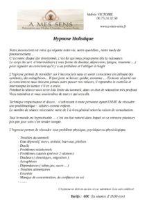 Fiche explicative Hypnose b